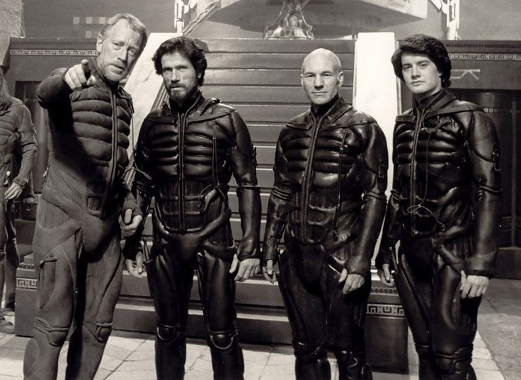 Actors of Dune