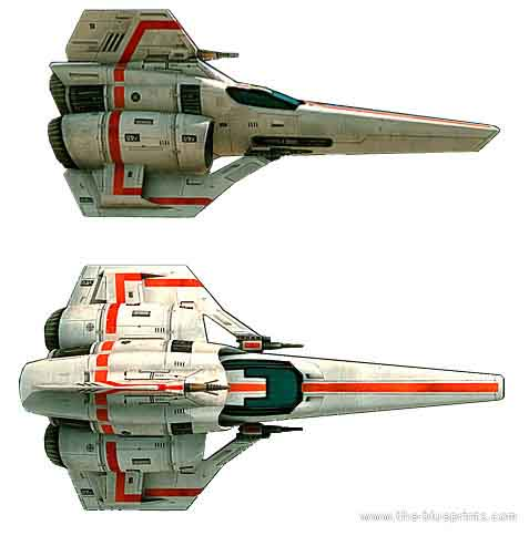 Battlestar Fighters
