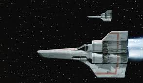 Fighters of Battlestar Galactica
