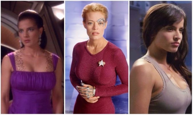 Beautiful Babes Who Starred In Star Trek
