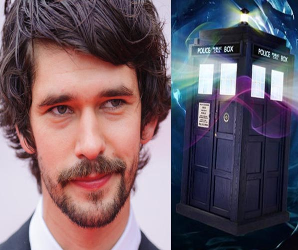 Ben Whishaw Doctor Who