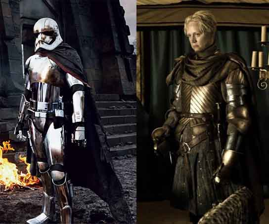 Captain Phasma - Gwendoline Christie