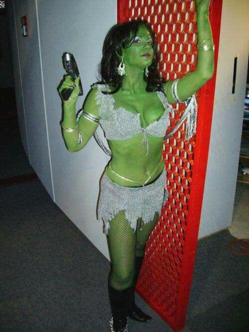 Chase Masterson - Orion Slave Girl