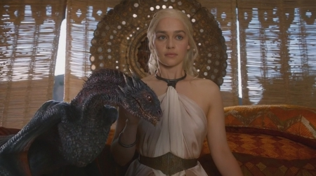 Daenerys Stormborn Targaryen - Mother of Dragonse