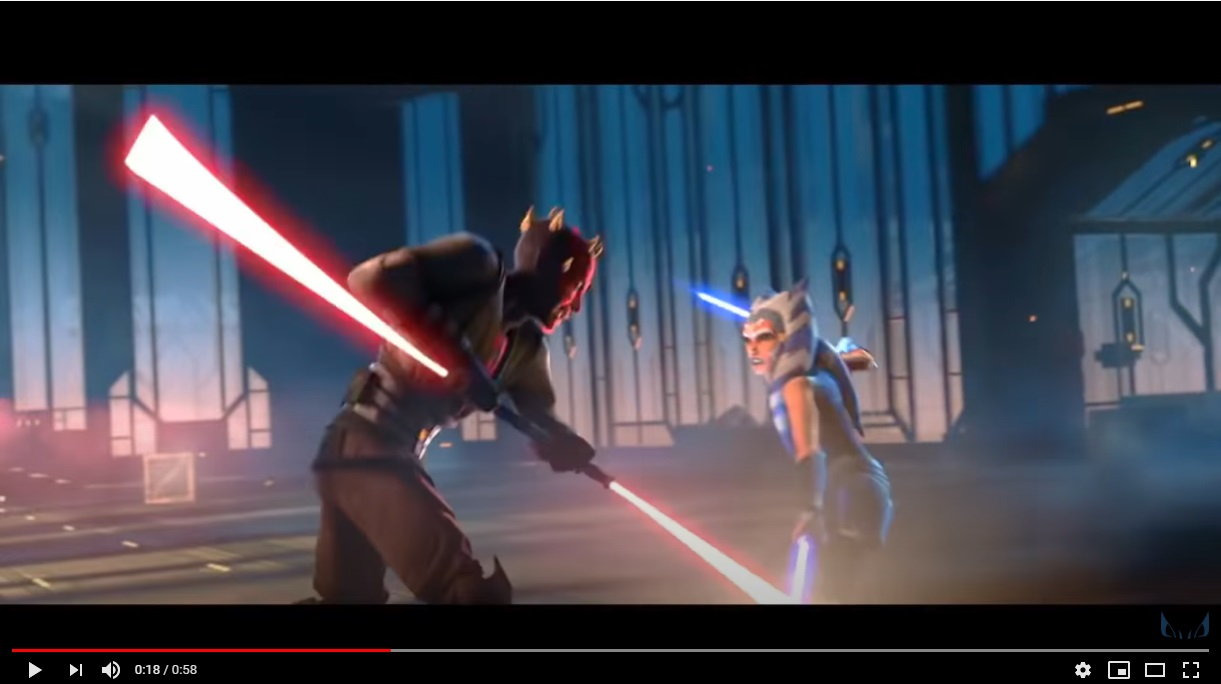 Inside the Final Duel - Maul vs Ahsoka