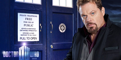 Eddie Izzard Doctor Who