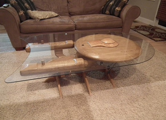 Star Trek Furniture