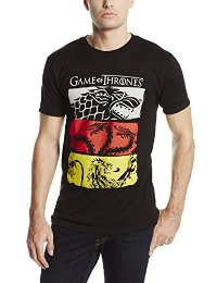 Houses of Game of Thrones T-Shirt