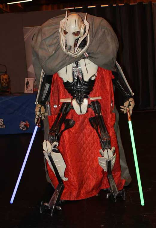 General Grevious Cosplay