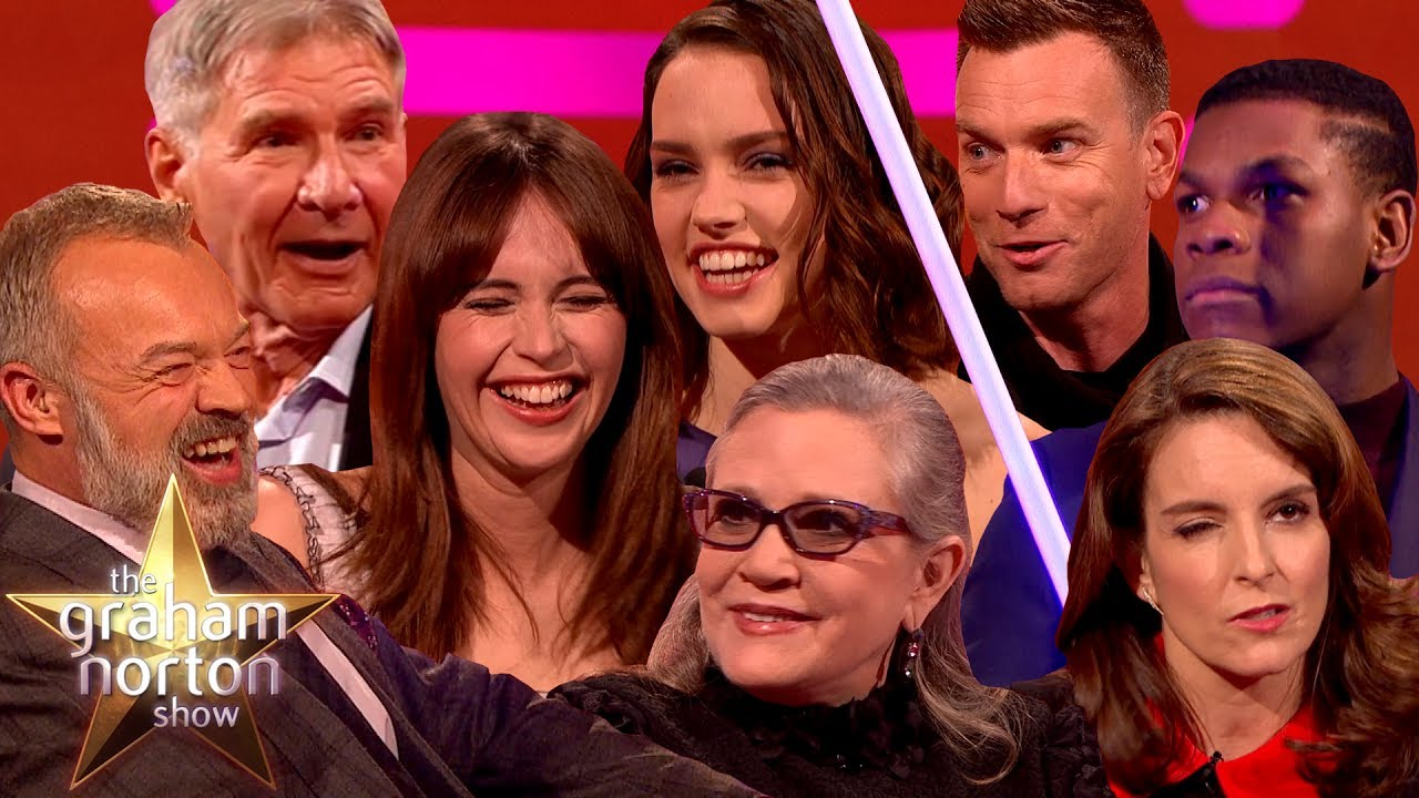 Graham Norton Does Star Wars