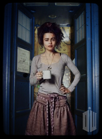 Helena Bonham Carter Doctor Who