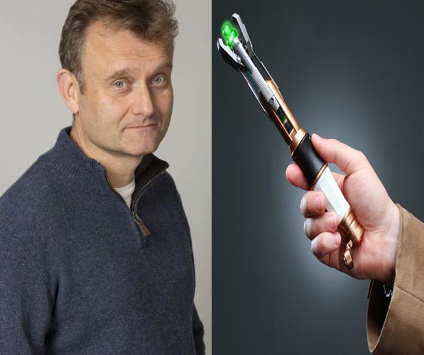 Hugh Dennis Doctor Who