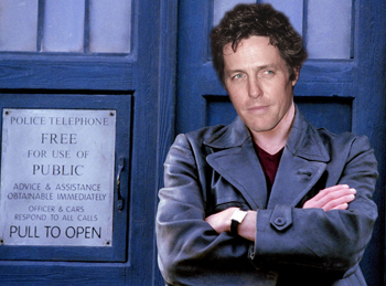Hugh Grant Doctor Who