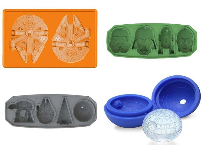 Star Wars Ice Cubes