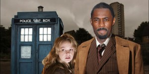 Idris Elba Doctor Who