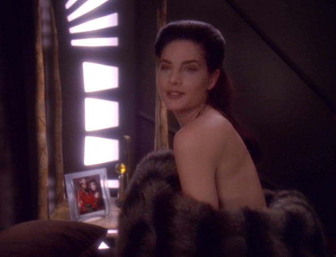 Jadzia Dax - The Old Man