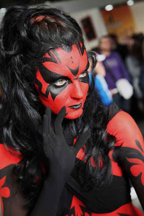 Darth Maul Female Cosplay
