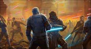 Star Wars - The Old Republic - Timeline 9 - The Mandalorian Wars