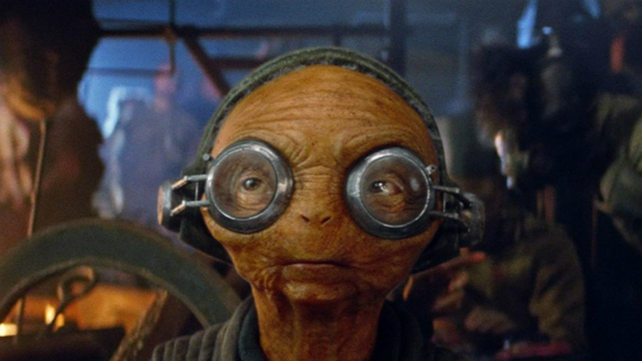 You Won`t Believe What Maz Kanata Looks Like In Real Life