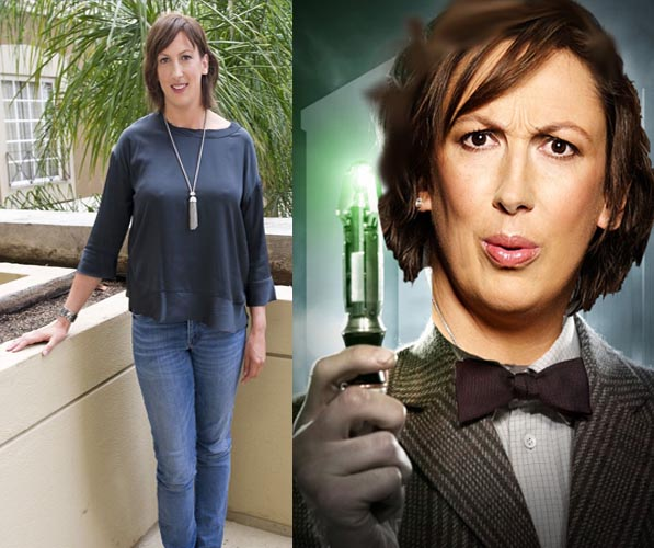 Miranda Hart Doctor Who