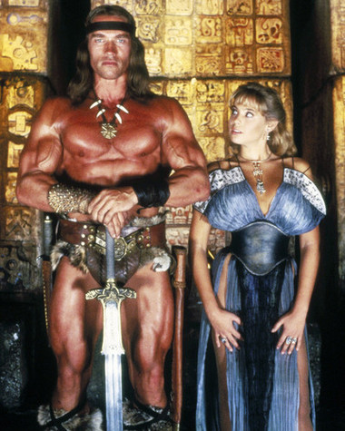 Olivia d`Abo Conan The Destroyer
