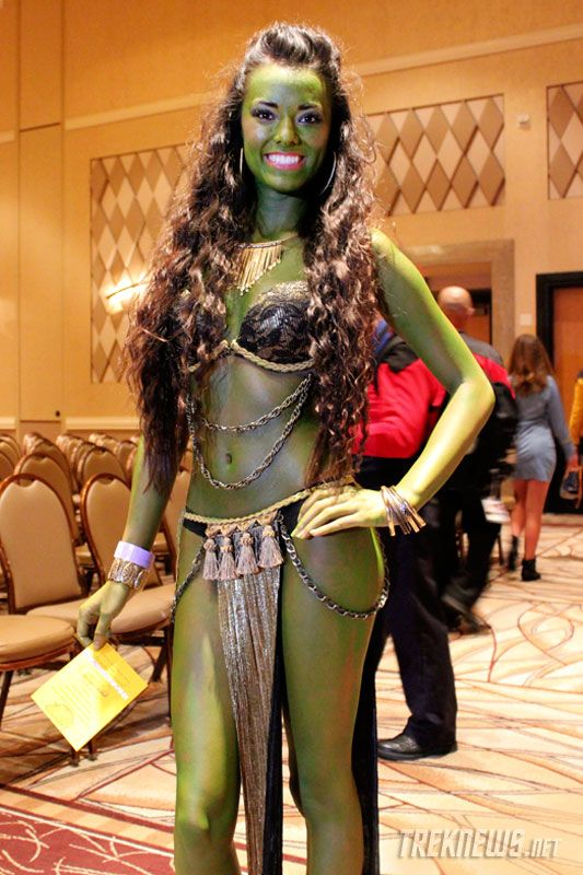 Orion Slave Girl Cos Play