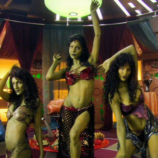 Orion Slave Girls