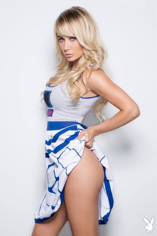 R2D2 Sarah Jane Underwood