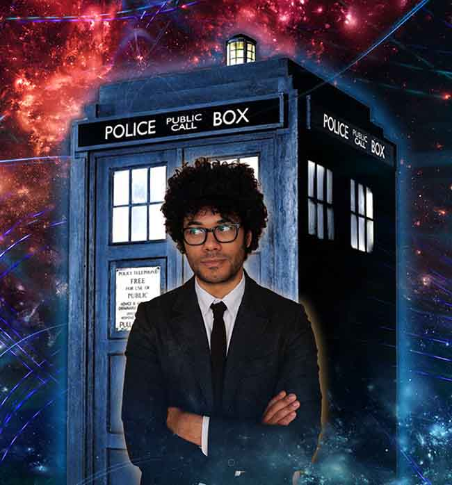 Richard Ayoade Doctor Who