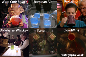 Star Trek Beverages