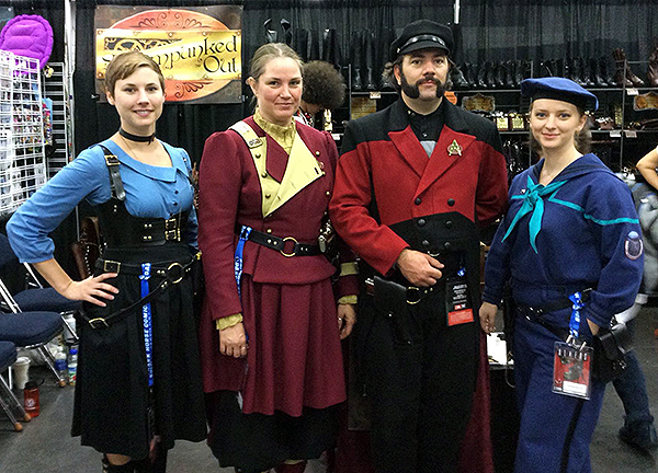 Star Trek Steampunk