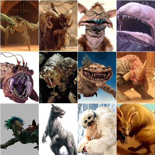 Star Wars Creatures