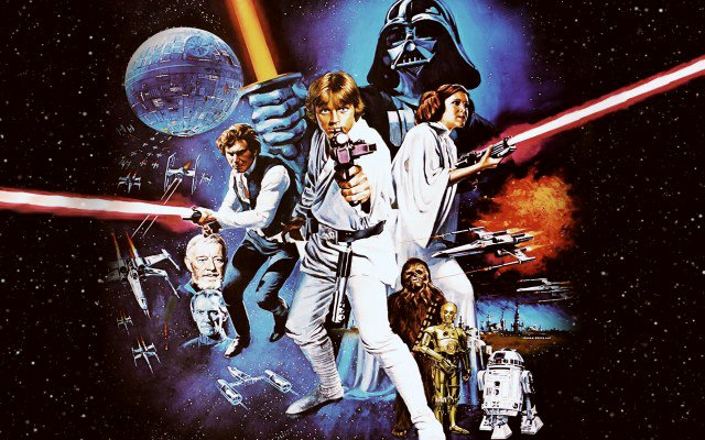 35 Years of Star Wars