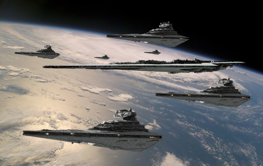 Star Wars Ships Speed