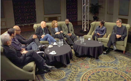 Star Trek The Next Generation 25th Anniversary Cast Reunion
