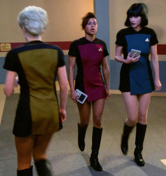 Star Trek Women