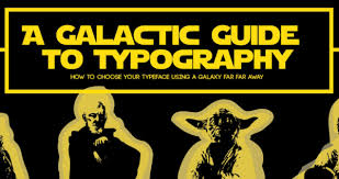 Starwars Typography