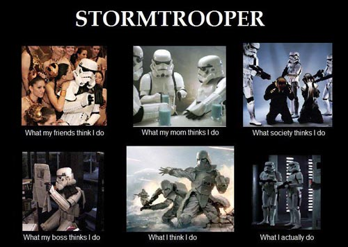 Storm Troopers Life