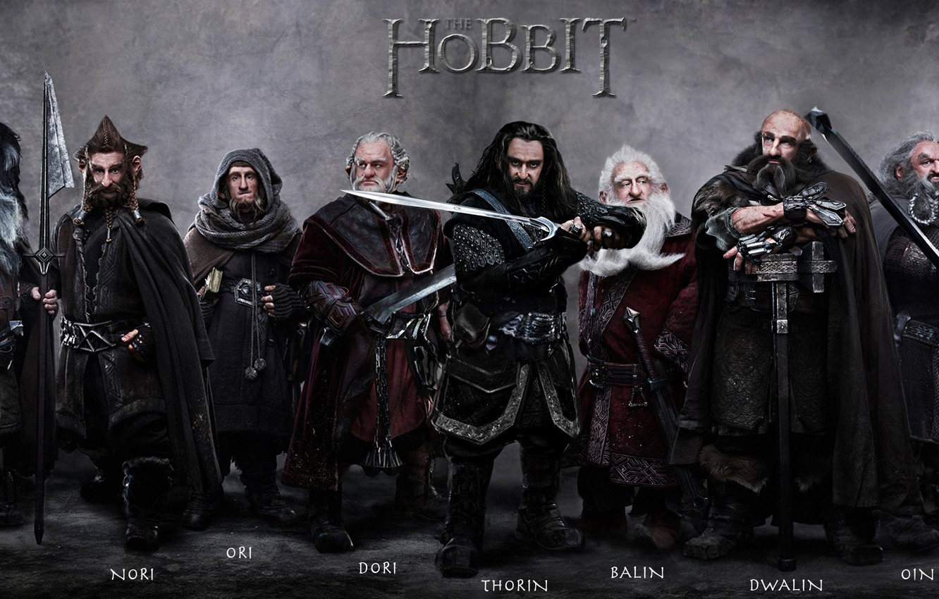 The Companys Arsenal - The Weapons From The Hobbit