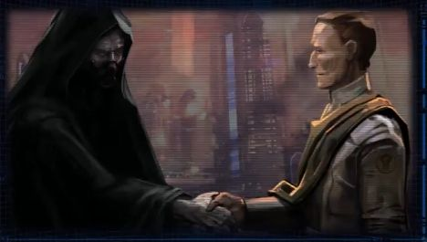Star Wars - The Old Republic - Timeline 1 - The Treaty of Coruscant