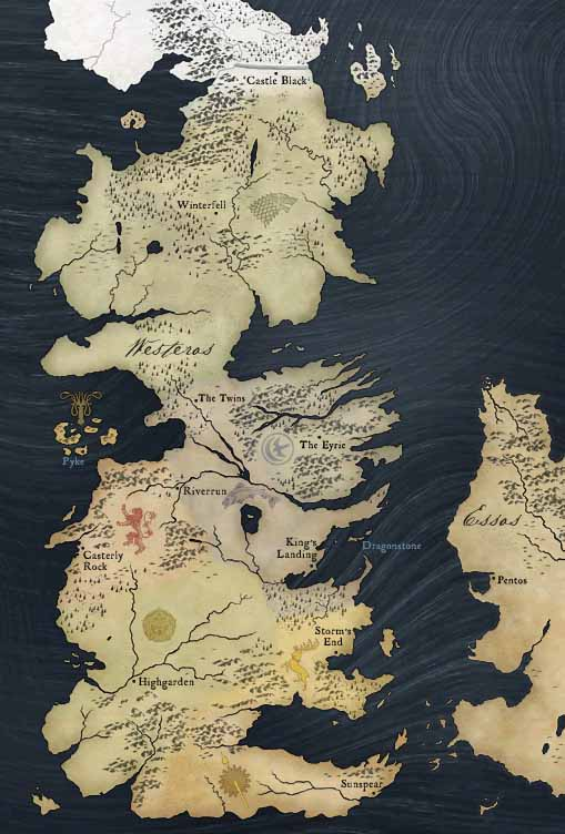 Seven Kingdoms of Westeros