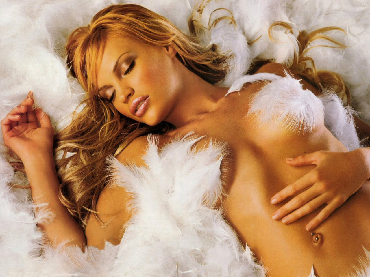 Jolene Blalock - Playboy