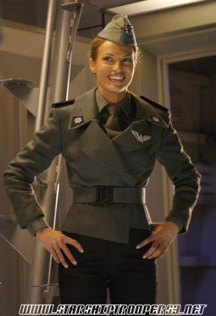 jolene blalock starship troopers