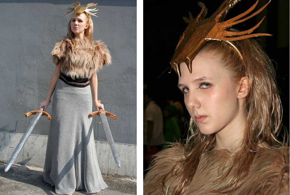 witch narnia cosplay